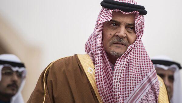 Eski Suudi Arabistan Dışişleri Bakanı Suud Faysal - Sputnik Türkiye