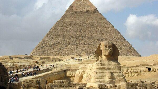 Mısır piramitleri - Sputnik Türkiye