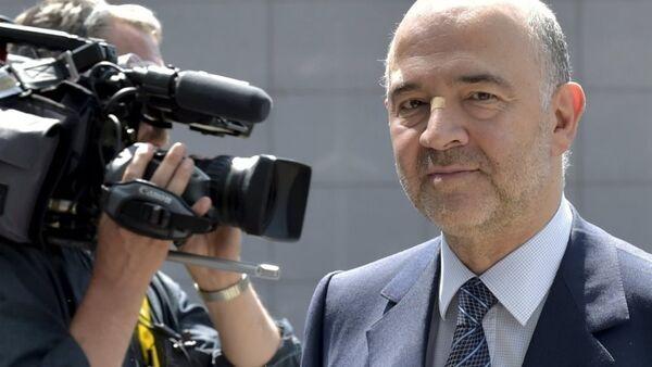Pierre Moscovici - Sputnik Türkiye
