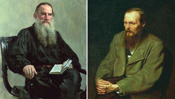 Tolstoy mu Dostoyevski mi? - Sputnik Türkiye
