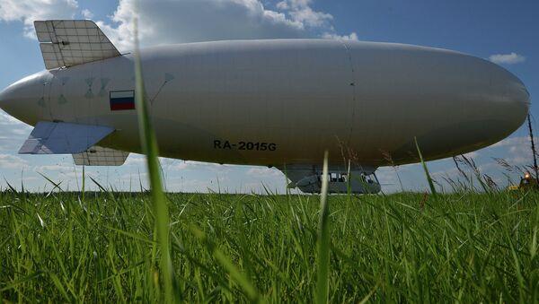 Rusya, balistik füze radarlı zeplinler üretebilir - Sputnik Türkiye