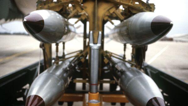 B61-12 tipi nükleer bomba - Sputnik Türkiye