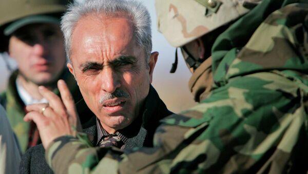 Irak eski Genelkurmay Başkanı Babekir Zebari - Sputnik Türkiye