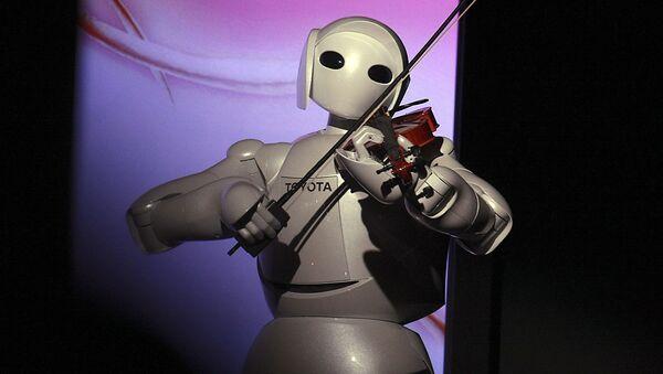 Tokyo'da robotlar - Sputnik Türkiye