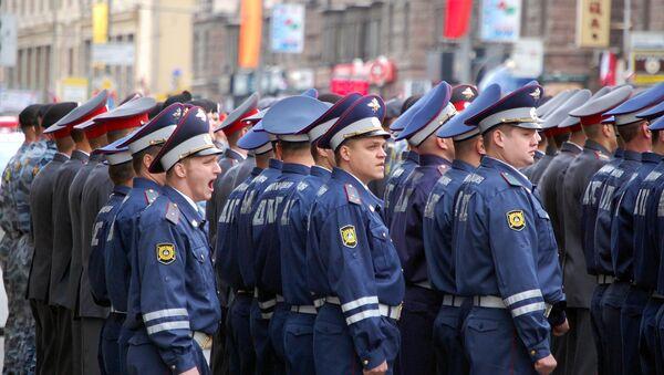 Rus polisler - Sputnik Türkiye