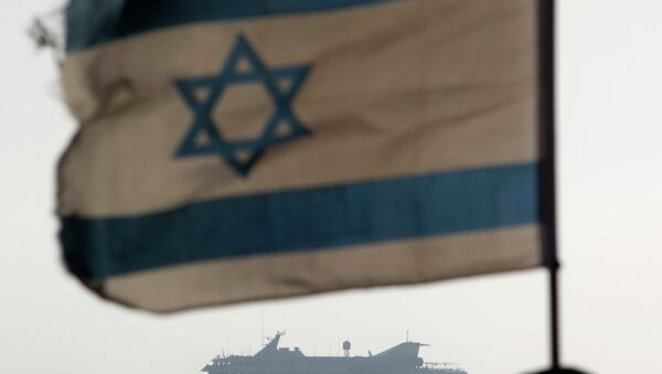 Mavi Marmara için İsrail'e soruşturma - Sputnik Türkiye