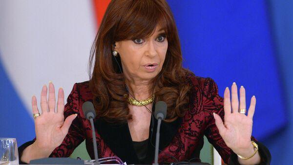 Cristina Fernandez de Kirchner - Sputnik Türkiye