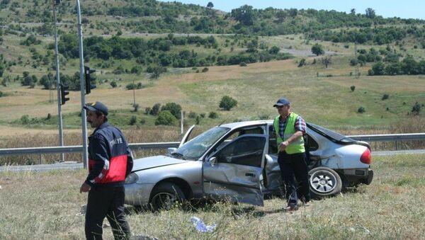 Trafik kazası - Sputnik Türkiye