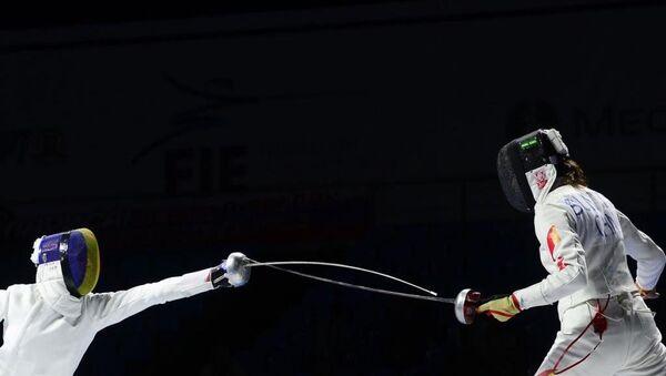 2015 Dünya Eskrim Şampiyonası - Sputnik Türkiye