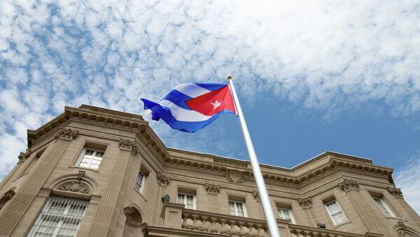 ABD - Küba büyükelçilik - Sputnik Türkiye