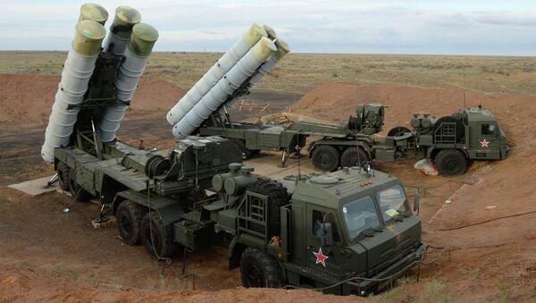 S-400 Triumf hava savunma füze sistemi - Sputnik Türkiye