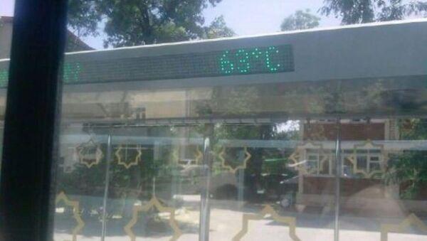 Özbekistan hava sıcaklığı - Sputnik Türkiye