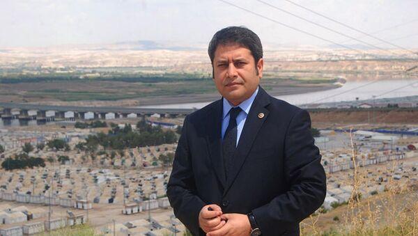 Ali Şahin - Sputnik Türkiye