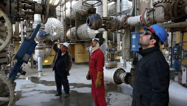 Rusya'nın petrol üretim şirketi Lukoil - Sputnik Türkiye