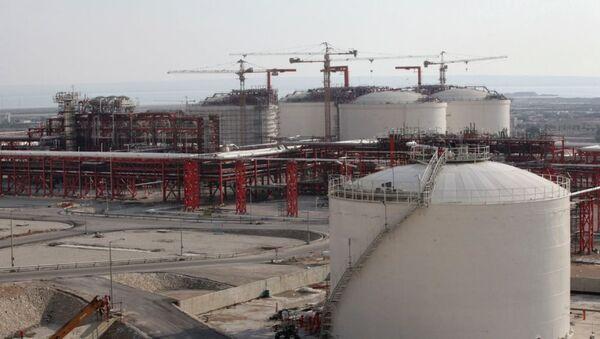 İran doğalgaz - Sputnik Türkiye