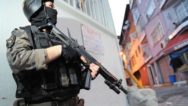 İstanbul'da Terör Operasyonu - Sputnik Türkiye