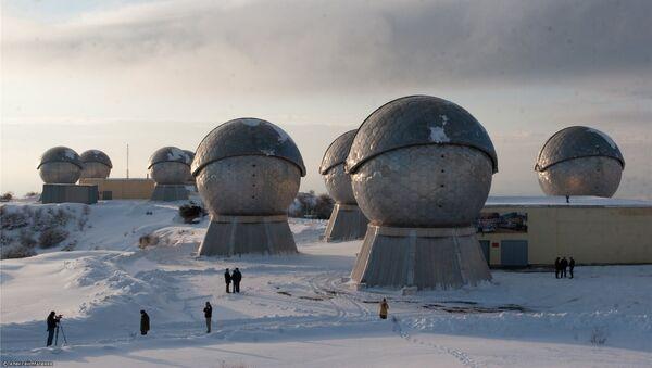 Okno-M uzay izleme sistemi - Sputnik Türkiye