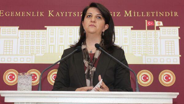 Pervin Buldan - Sputnik Türkiye