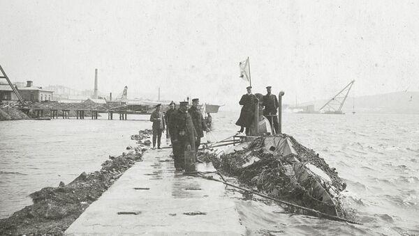 Rus denizaltı - Sputnik Türkiye
