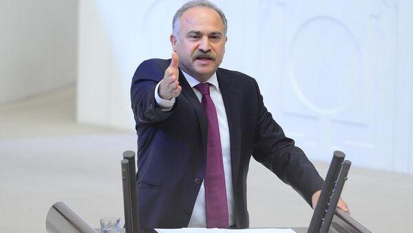Levent Gök - Sputnik Türkiye