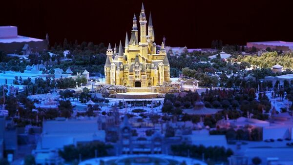 Disneyland - Sputnik Türkiye