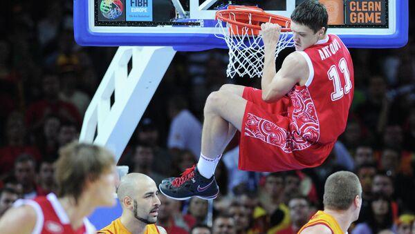 Rusya Basketbol Milli Takımı - Sputnik Türkiye