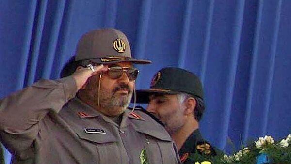 İran Genelkurmay Başkanı Hasan Firuzabadi - Sputnik Türkiye
