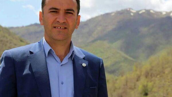 HDP Şırnak milletvekilli Ferhat Encü - Sputnik Türkiye