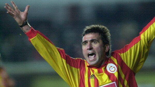 Türkiye'de oynamış en iyi yabancı futbolcular - Sputnik Türkiye