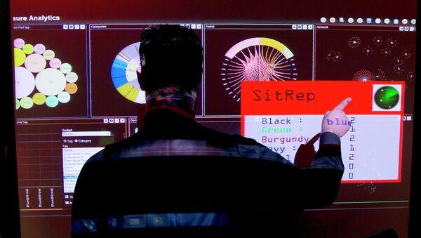 Siber saldırı - Sputnik Türkiye