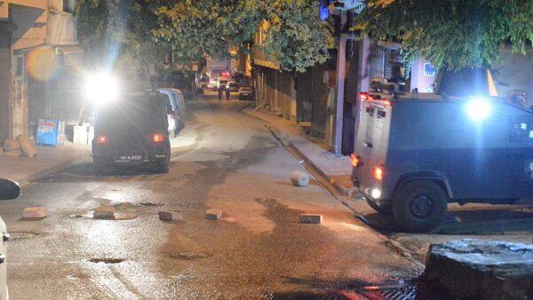 Güneydoğu'da terör saldırıları - Sputnik Türkiye