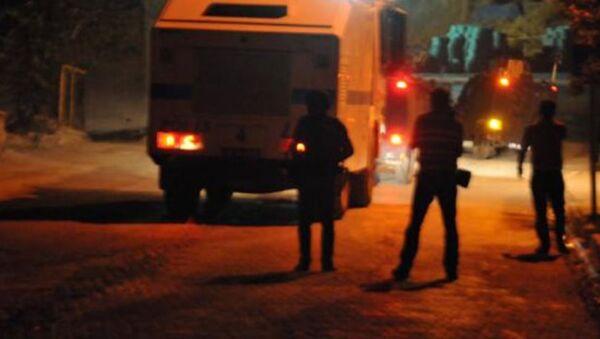 çatışma, polis, saldırı - Sputnik Türkiye