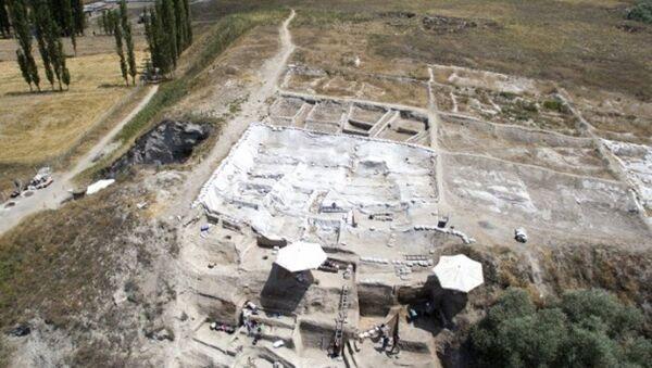Kapadokya'nın tarihi bu köyde başladı - Sputnik Türkiye