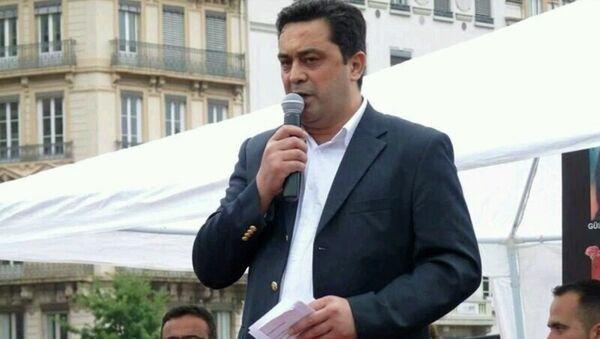 Alevi Bektaşi Federasyonu genel başkanı Baki Düzgün - Sputnik Türkiye