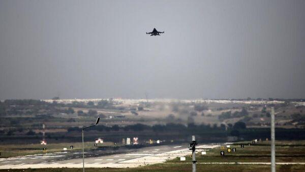 İncirlik, F-16 - Sputnik Türkiye