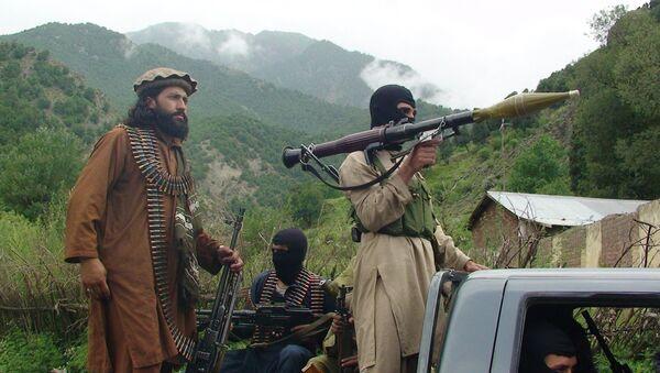 Taliban militanları - Sputnik Türkiye