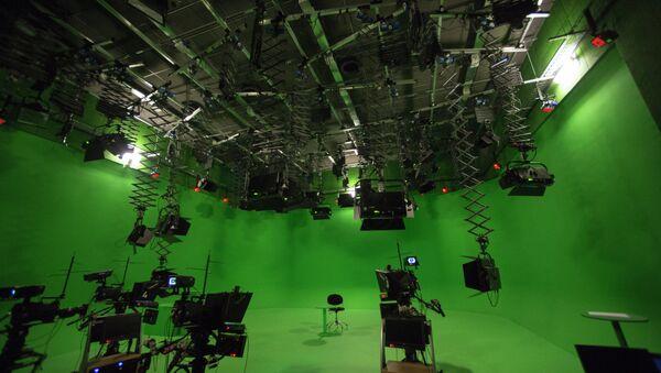 RT televizyon kanalı - Sputnik Türkiye