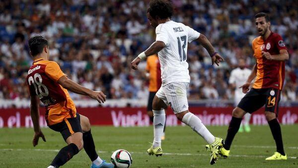 Real Madrid - Galatasaray - Sputnik Türkiye