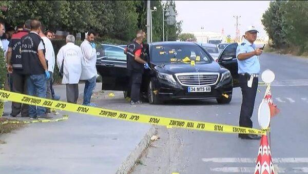 Murat Sancak saldırı - Sputnik Türkiye