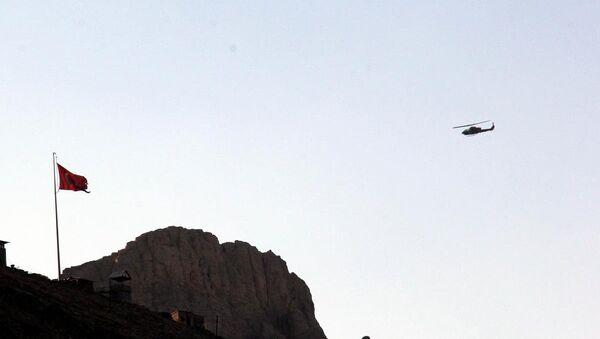 Hakkari'de PKK operasyonu - Sputnik Türkiye