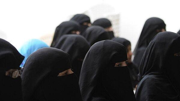 Suudi Arabistan kadın - Sputnik Türkiye