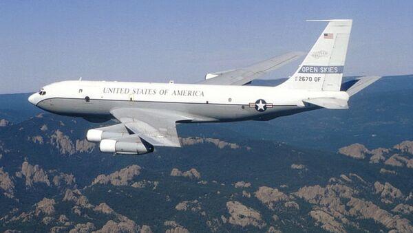 Boeing OC-135B uçağı - Sputnik Türkiye