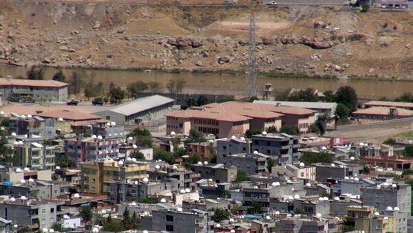 Cizre'de çatışma - Sputnik Türkiye