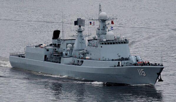 Rus-Çin deniz tatbikatı - Sputnik Türkiye