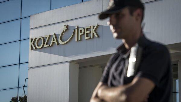 Koza İpek Holding'de arama - Sputnik Türkiye