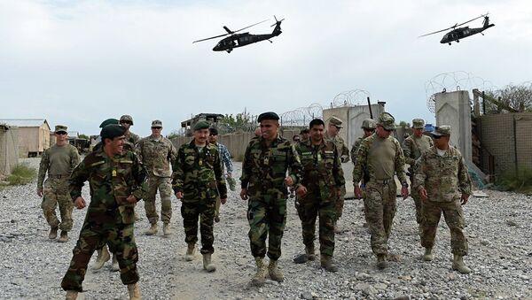 Afganistan ordusu - Sputnik Türkiye