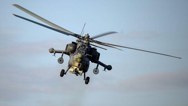 Mi-28N helikopteri - Sputnik Türkiye
