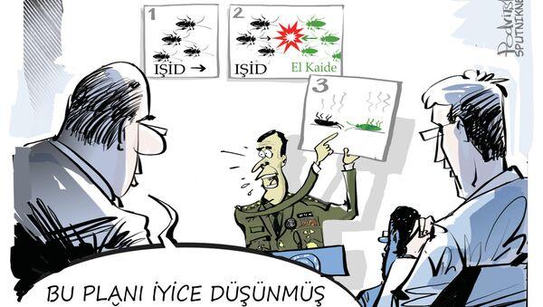 El Kaide ve IŞİD - Sputnik Türkiye