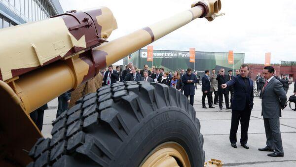 Russia Arms Expo Uluslararası Silah, Askeri Teçhizat ve Mühimmat Fuarı - Sputnik Türkiye
