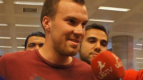 Alman futbolcu Kevin Grosskreutz - Sputnik Türkiye